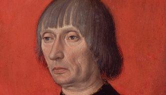 Portret Lodewijk van Gruuthuse