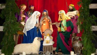 Kerststal St.-Annakerk