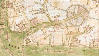 De oudste kaart vanVlaanderen