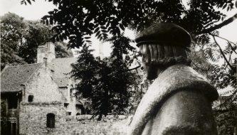 Het borstbeeld van Vives