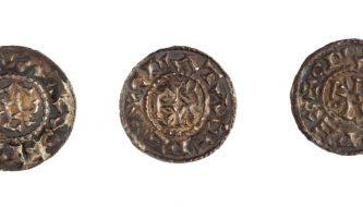 Karolingische munten