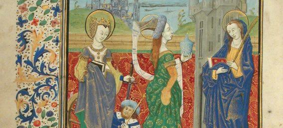 Cartularium van de Drie Santinnen