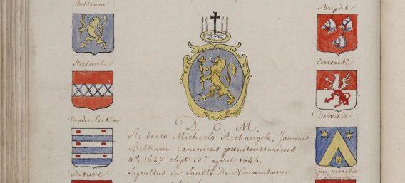 Handschrift De Hooghe